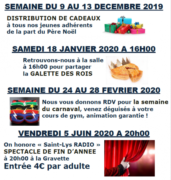 2019 11 11 infos dates importantes 2019 2020